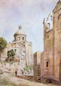 Chiesa di Santa Marta, John Louis Petit 1854