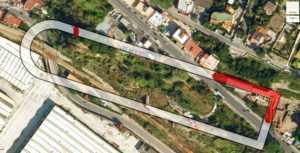 In rosso le strutture emergenti e supersiti