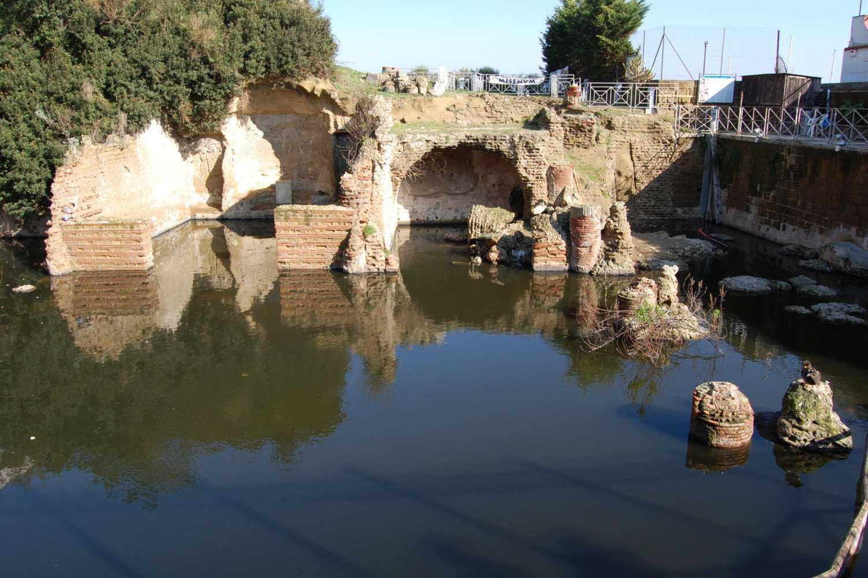 Le origini di bacoli archeoflegrei - Villa mirabilis piscina ...