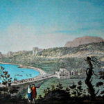 View of Pozzuoli… It was here, that S. Paul preached first on his arrival by sea from REGGIO – Campi Phlegraei by Sir William Hamilton (Naples 1776)