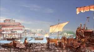 Il porto di Puteoli in età Augustea