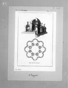 """""""Tempio"""" antico, forse Tripergole"""