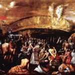 Aniello Falcone, Martirio di San Gennaro alla Solfatara