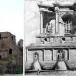 Il Ninfeo di Alessandro Severo a Roma, Gatteschi
