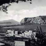 lago lucrino foto epoca antica