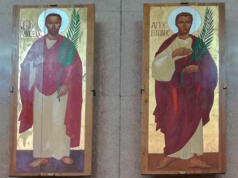 Acutius og Eutychius