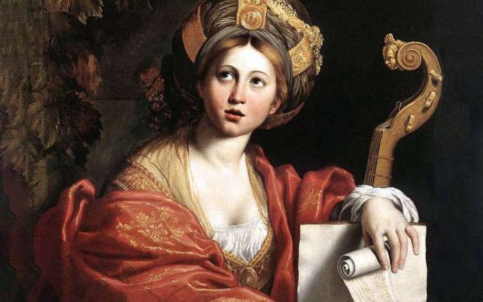 La Sibilla Cumana di Domenicho Zampieri detto Domenichino (1622)